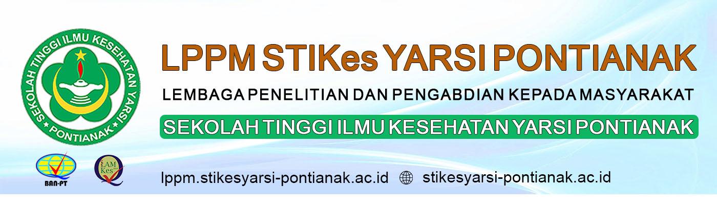 LPPM STIKes Yarsi Pontianak