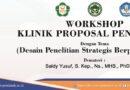 Workshop Klinik Proposal Penelitian